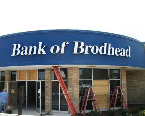 bank of brodhead